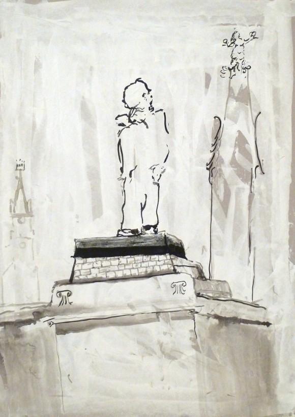Monuments.