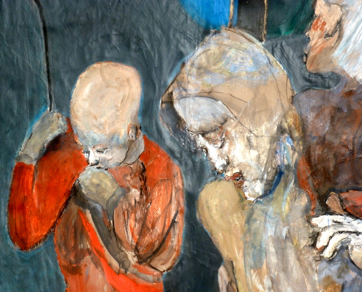 Detail Lunatic Asylum